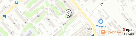 ТверьМеталлКомплект на карте Щёкино