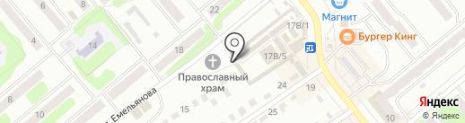 Dimon на карте Щёкино