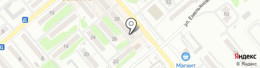 Леди на карте Щёкино