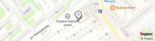 Мастерская по изготовлению памятников на карте Щёкино