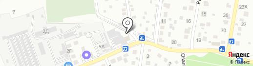 Второе дыхание на карте Подольска