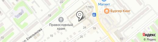 ТерраБайт на карте Щёкино