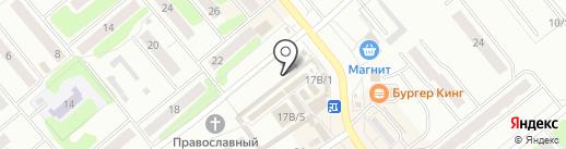 ЭлектроМир на карте Щёкино