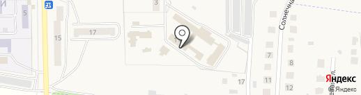 Первомайский дом-интернат для престарелых и инвалидов, ГУ на карте Первомайского