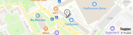 Shoptech.ru на карте Москвы