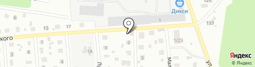 ТВ на карте Лобни