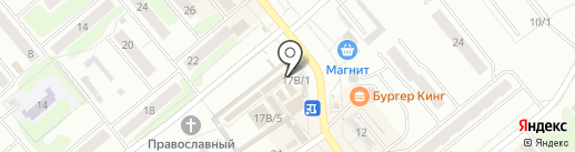 Лавка сладостей на карте Щёкино