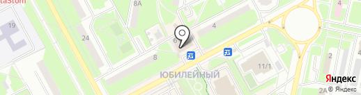 Домашний ломбард на карте Подольска