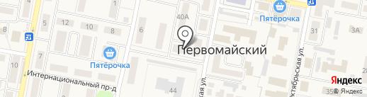 София Декор на карте Первомайского