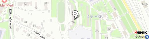 Декабрь, ТСЖ на карте Подольска