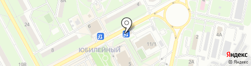 Hoodoos на карте Подольска