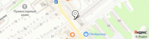 ПАРТНЕР на карте Щёкино