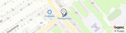 Viva Деньги на карте Щёкино