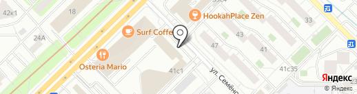 Вкус - дело тонкое на карте Москвы