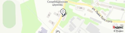 МГМ Групп на карте Щёкино