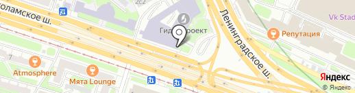 Tec-doc.ru на карте Москвы