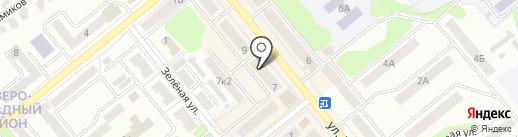 Киндер сити на карте Щёкино