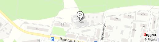 Аварийно-диспетчерская служба на карте Климовска
