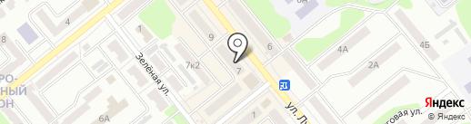 Беби мода на карте Щёкино