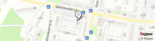 АЛЬЯНС на карте Климовска