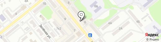 Банкомат, Банк ВТБ 24, ПАО на карте Щёкино
