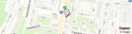 Аптека на карте Подольска