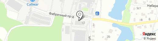 Тремко илльбрук на карте Климовска