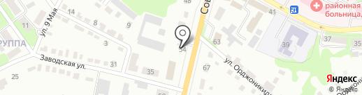 У Михалыча на карте Щёкино