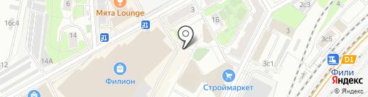 Mosquito-magnet на карте Москвы