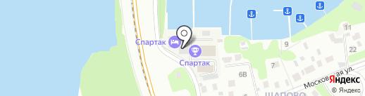 Smart Yachts на карте Долгопрудного
