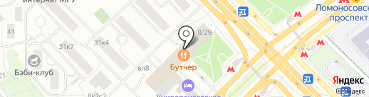 Only One на карте Москвы