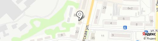 Вундеркинд на карте Щёкино