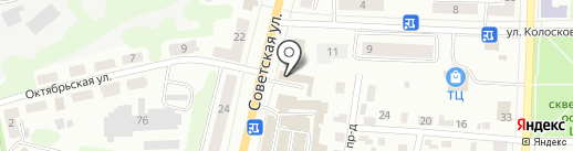 Мебель по карману на карте Щёкино