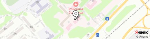 Сеть аптек на карте Щёкино