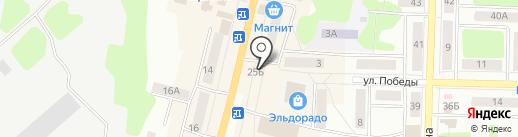 Город мастеров на карте Щёкино