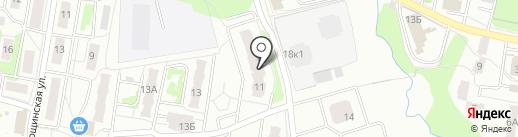 Дента С на карте Климовска