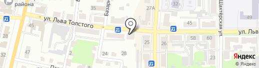 Vape shop на карте Щёкино