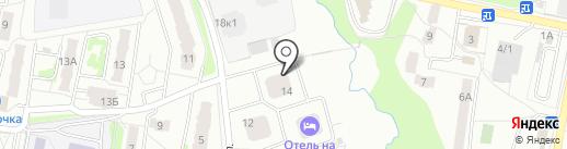 Спиди-Лайн на карте Климовска
