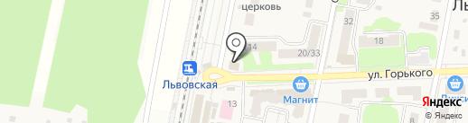 Вкусная Еда на карте Подольска