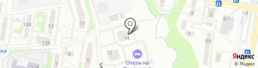 Наталья на карте Подольска