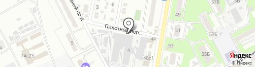 Международная Сырьевая Компания на карте Подольска