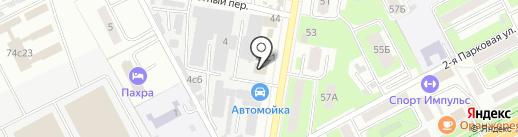 АртА на карте Подольска