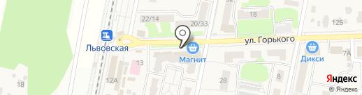 Смешные цены на карте Подольска