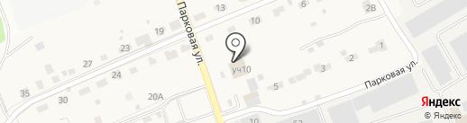 ВЕКТОР+ на карте Петровского
