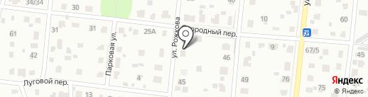 Леннокс на карте Климовска