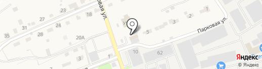 Шиномонтажная мастерская на карте Петровского