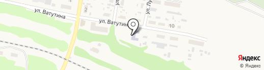 Детский сад-ясли №8 на карте Красногоровки