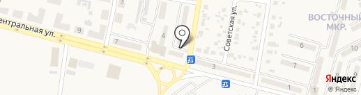 Мастерская, ЧП Кузнецов И.А. на карте Красногоровки