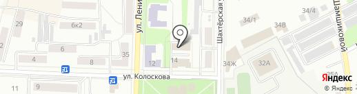Ритуал-сервис на карте Щёкино