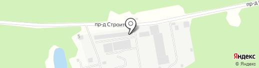 ВЫШКАТРАНС на карте Долгопрудного